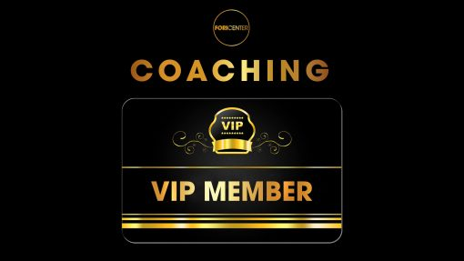 Coaching VIP Member – Fori Center