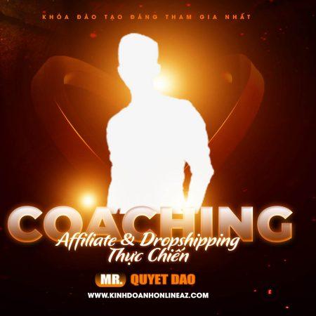 Khóa học Coaching Affiliate & Dropshipping Thực Chiến
